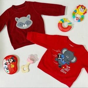 6-9M Sweaters BUNDLE